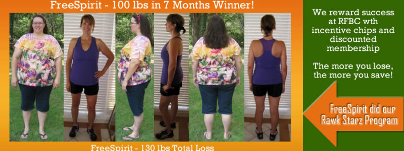 FreeSpirit Fast Weight Loss Before and Afters