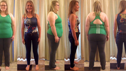 CJaneRun's Fast Weight Loss with a Raw Food Diet Journey Page