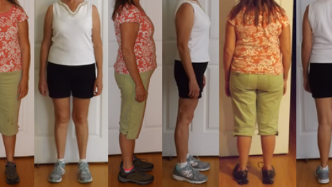 Onecia Hits 25 lbs Gone with a Raw Food Diet
