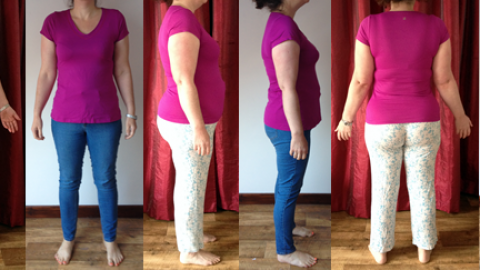 Katy Hits 40 lbs Gone with a Raw Food Diet