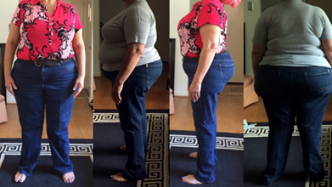 CourageousOne Hits 40 lbs Gone with a Fast Weight Loss Raw Food Diet