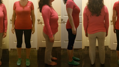 LeighAnne Hits 25 lbs Gone!