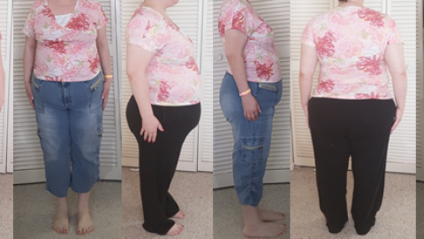 TinaBee Hit 40lbs Gone