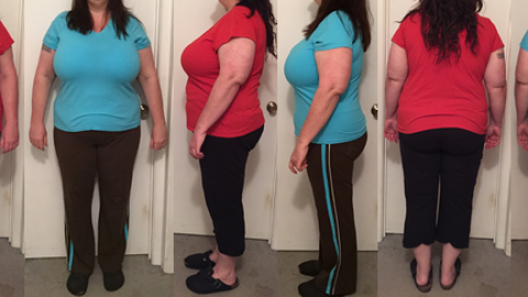 ForestryGirl's 25 lbs Gone Before and Afters