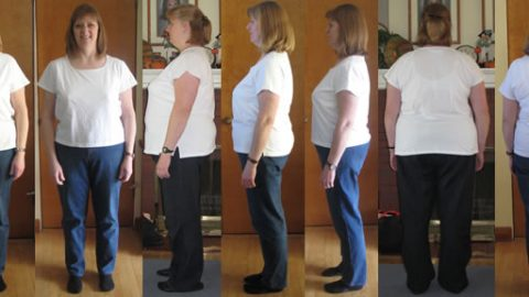 Mona's 70 & 100 lbs Gone Before and Afters!