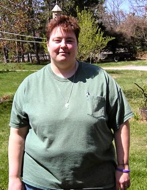 Sarah Obese Before