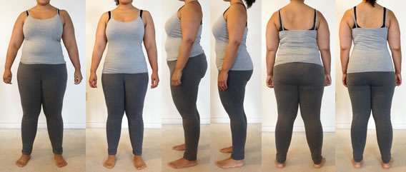 Crystal Clears Fast Weight Loss Before and Afters