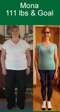 Monas Quick Weight Loss with a Raw Food Diet