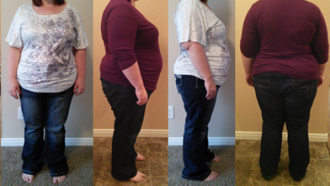 Haley Hits 40 lbs Gone in 10 Weeks