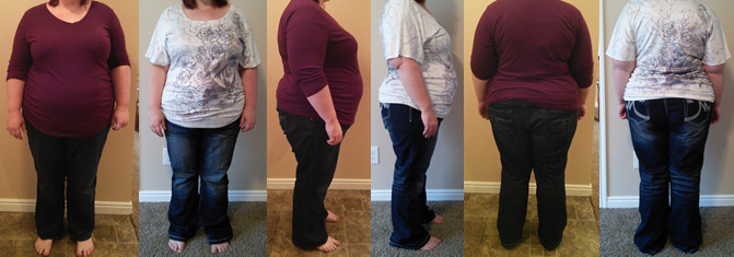 Haley Hits 40 lbs Gone in 10 Weeks