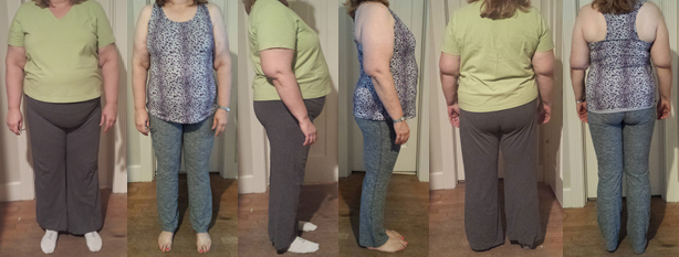 Elain hits 50 lbs Gone in 4.5 Months with a Raw Food Diet