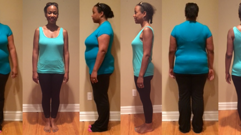 Erica's 80 lbs Gone in 6 Months with a Raw Food Diet