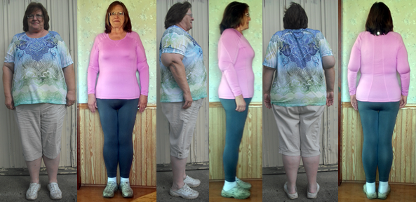 Polly Hits 90 lbs Gone in 6 Months