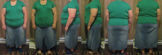 Success Hits 40 lbs Gone with a Raw Food Diet