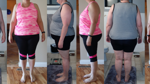 A2theSwart hits 25 lbs Gone in 4 Weeks