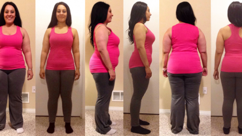 CrystalClear Hits 50 lbs Gone in 5 Months with a Raw Food Diet!