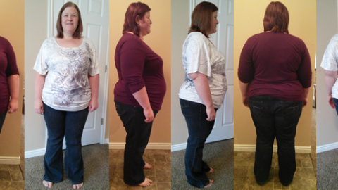 Haley Wins our 50 lbs in 12 Week Challenge and Enters the 100 lbs in 7 Months Challenge