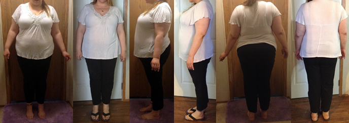 JayaBlue Hits 25 lbs Gone in 3 Weeks