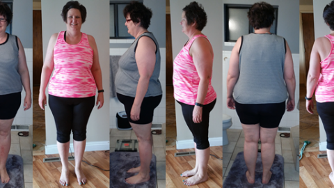 Three Qualify for our 100 lb in 7 Months Challenge