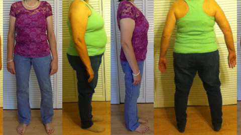 CanDo Hits 75 lbs Gone and Goal!!