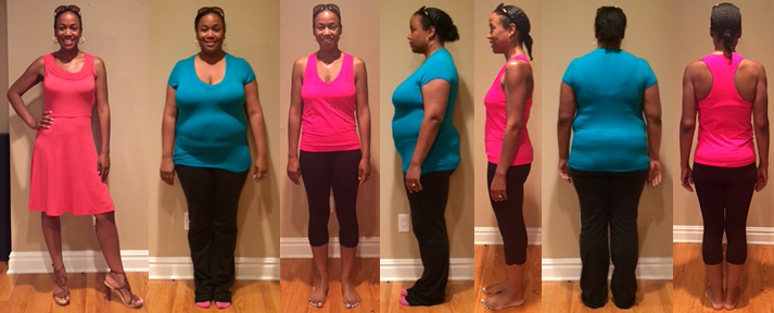 Erica Hits Goal with 93.5 lbs Gone!