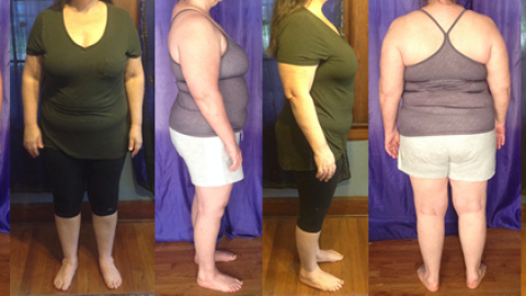 RainAmy Earns Her First 25 lbs Gone Chip