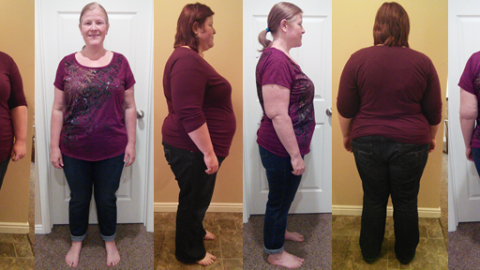 Haley Hits 100 lbs Gone on a Raw Food Diet
