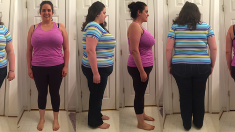Kace Win Our 100 lbs In 7 Months Challenge with a Raw Food Diet