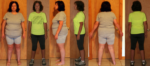 Cathy hits 81 lbs Gone with a Raw Food Diet and Hits Goal!