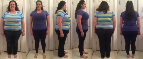 Kace Hits 114 lbs Gone with a Raw Food Diet
