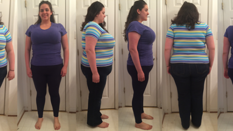 Kace's Fast Weight Loss with a Raw Food Diet Journey Page