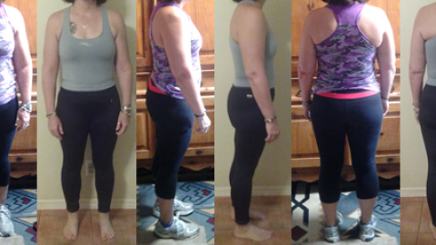 SirenWolverine hits her first 25 lbs Gone!