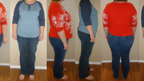 Amandy Hits 25 lbs Gone!