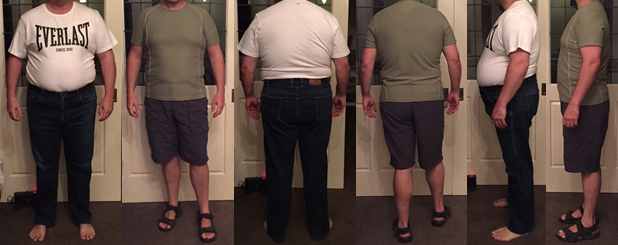 TomGreen Wins Our 50 lbs in 12 Weeks Challenge