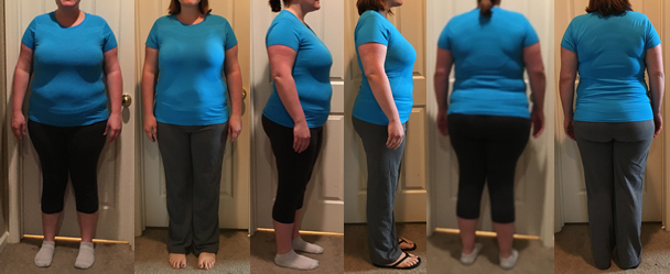 JenClagg Hit 25 lbs Gone!
