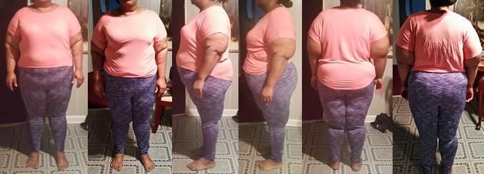 Jane hits 25 lbs Gone in 5 Weeks!