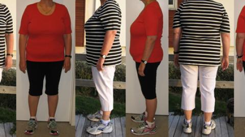 Sandra Run Hits 20 lbs Gone!