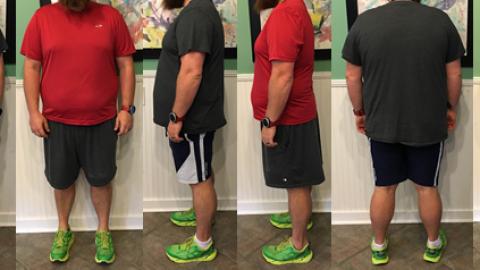 Seth's 40 lbs Gone in 3.5 Weeks! Yes, I said Weeks!
