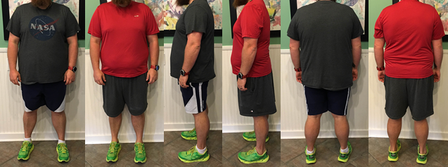 Seth's 40 lbs Gone in 3.5 Weeks! Yes, I said Weeks!
