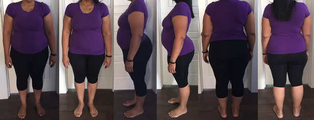 Marquita hits 20 lbs Gone in 5.5 Weeks!