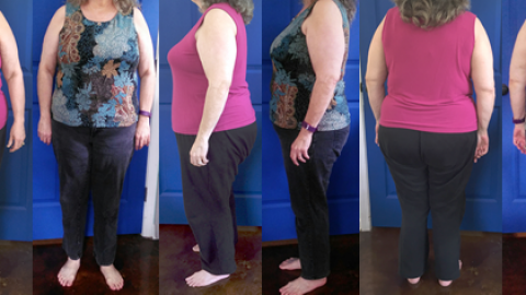 RrckRaw's 30 lbs Gone Before and Afters
