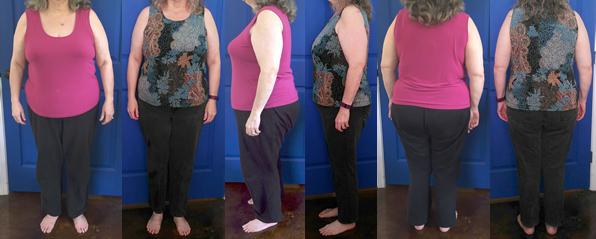 RrckRaw's 40 lbs Gone Before and Afters!
