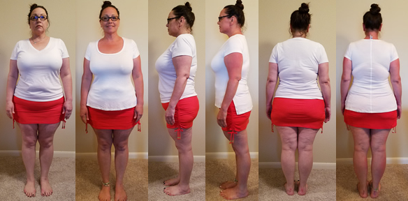 Rachel Qualifies for 100 lb Challenge with 40 lbs Gone in 5 Weeks
