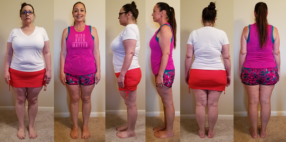 Rachel Hits 60 lbs Gone in 3.5 Months