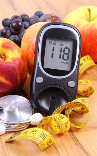 Fruit and diabetes on a raw food diet
