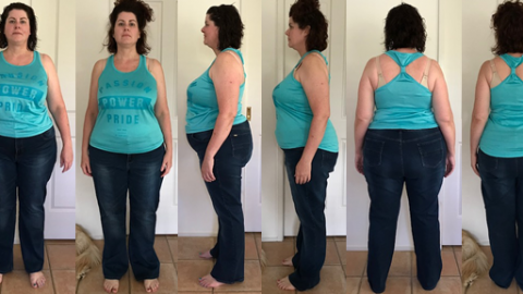 Jenna Hits 25 lbs Gone In 6 Weeks!