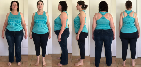 Jenna Hits 40 lbs Gone in 12 Weeks