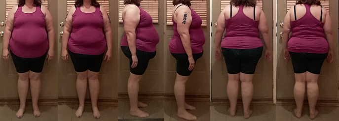 Greenleaf's obesity before and afters at Raw Food Boot Camp